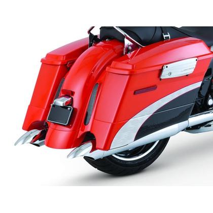 Vance & Hines Turndown Dual Slip-On Exhaust