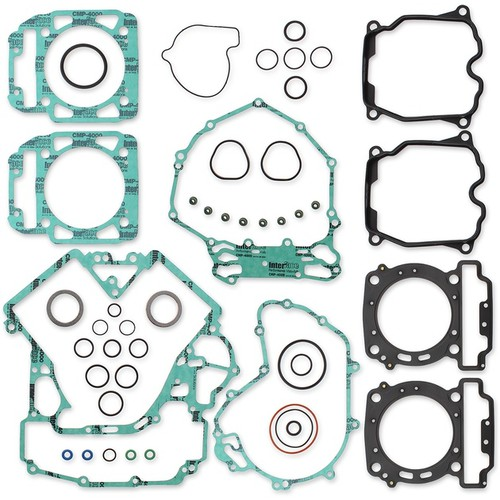 Complete Gasket Set with Oil /& Valve Seals 1998-1999 Polaris Big Boss 500 6x6