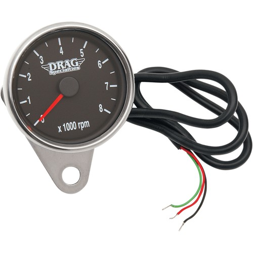 NO3VKS5WYYCBQ8SK product primary drag specialties mini electronic tachometer with orange needle drag specialties mini tach wiring diagram at virtualis.co