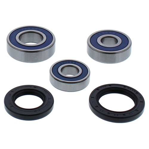 Kawasaki KX100 1996 All Balls Rear Wheel Bearing and Seal Kit